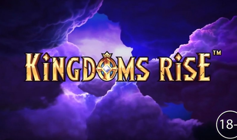 Playtech lancia la nuova Saga: Kingdom's Rise, 4 slot machine in 1