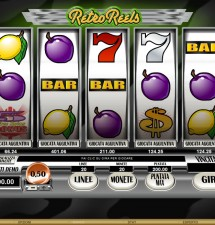 Slot Retro Reels