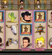 Slot da bar Far West ora anche online?