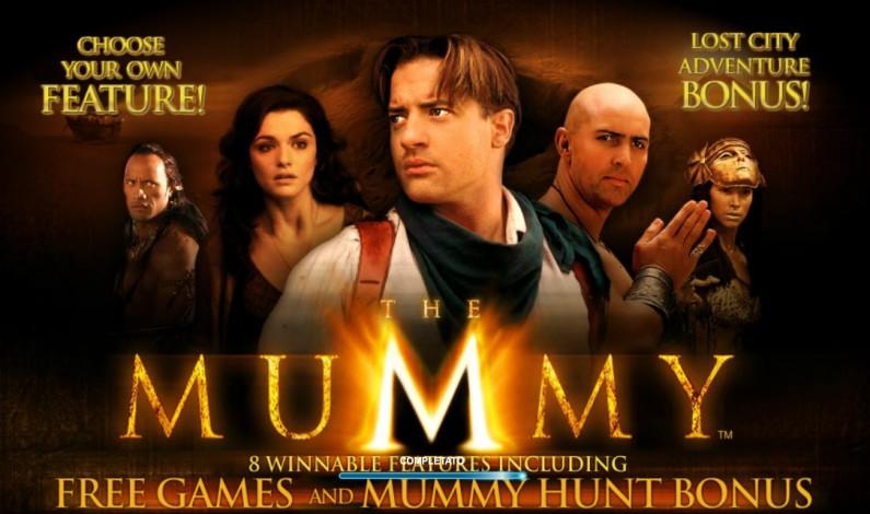 Slot The Mummy