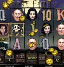 Slot Spooky Family