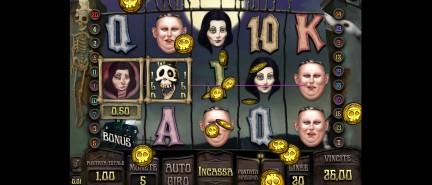 Slot Spooky Family
