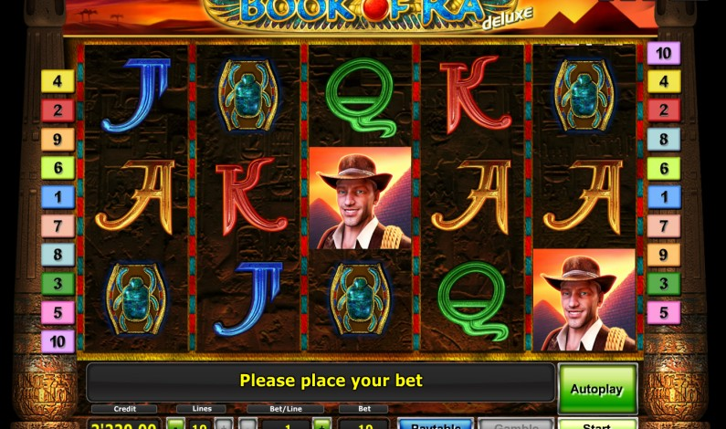 Slot Machine Online Gratis Book Of Ra