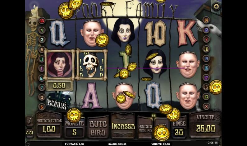 Rulli slot machine