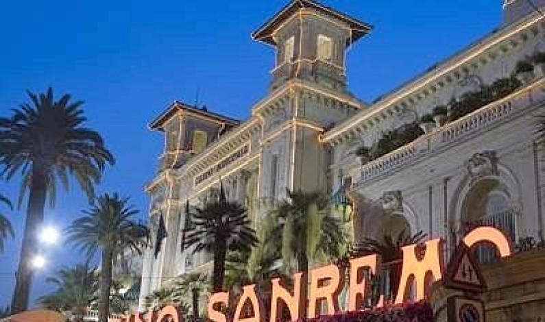 Le slot machines del casino di Sanremo