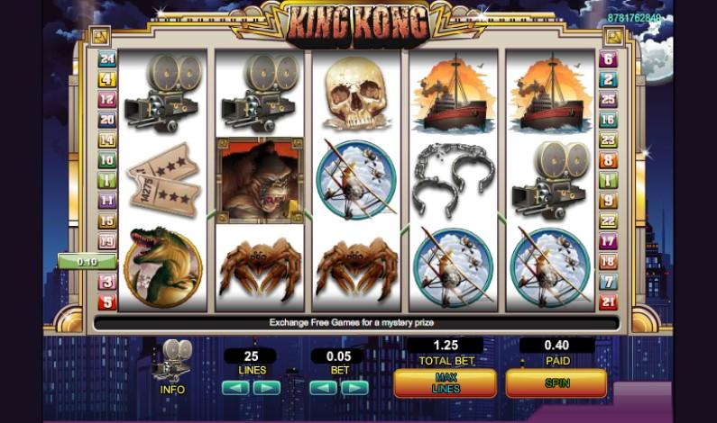 Slot King Kong