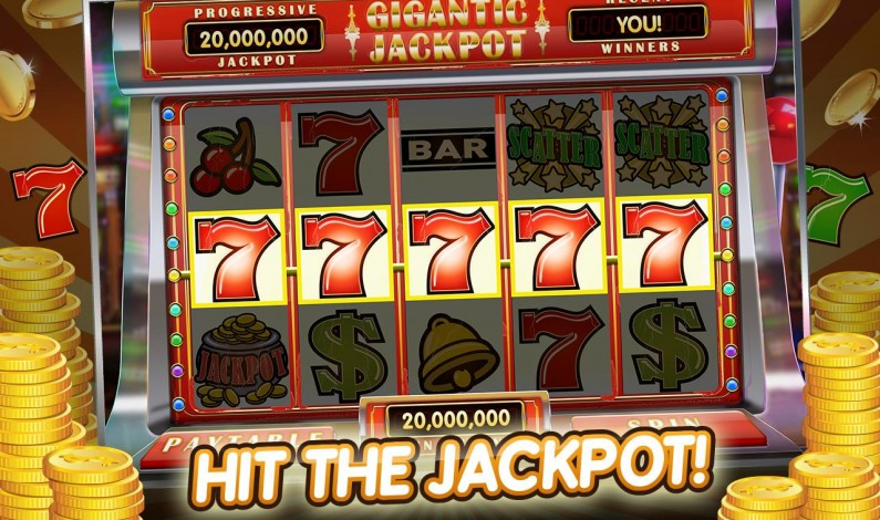 Slot Machine con Jackpot Progressivo