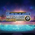 Millionaires Island: la slot machine con il jackpot progressivo milionario
