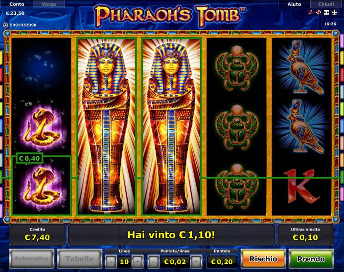 Pharaohs_Tomb