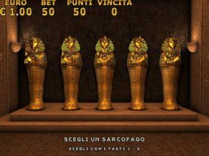 Trucchi slot online Sphinx