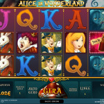 Slot Alice in Wonderland