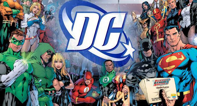 Slot DC Comics