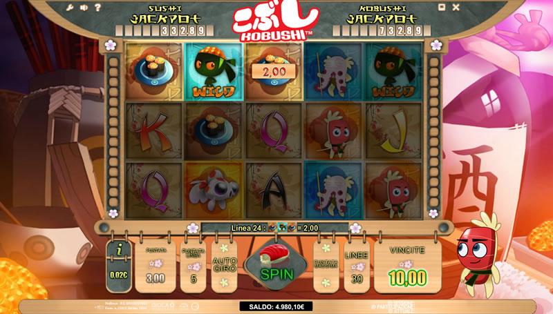 slot online kobushi