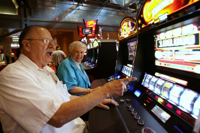 vincere slot machine